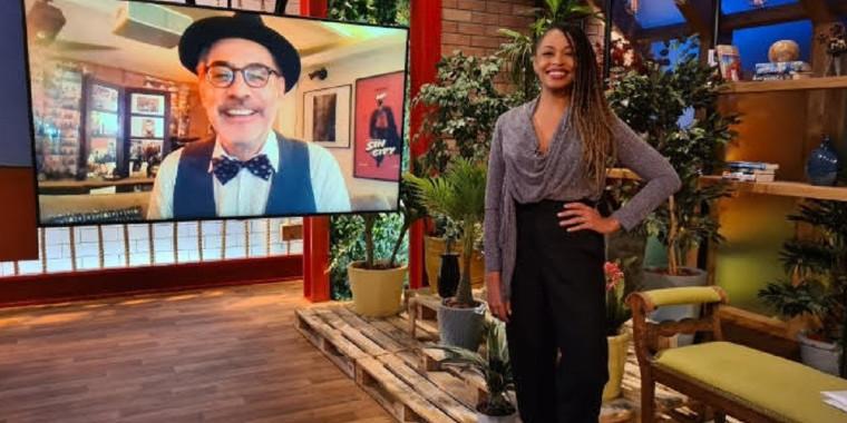 Elza Soares participa do Metrópolis nesta sexta-feira, na TV Cultura