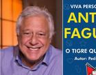 Antônio Fagundes conta história para crianças hospitalizadas