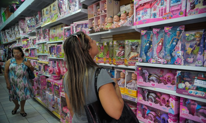Comércio no centro e shoppings não tem previsão de volta em Teresina - Imagem 1