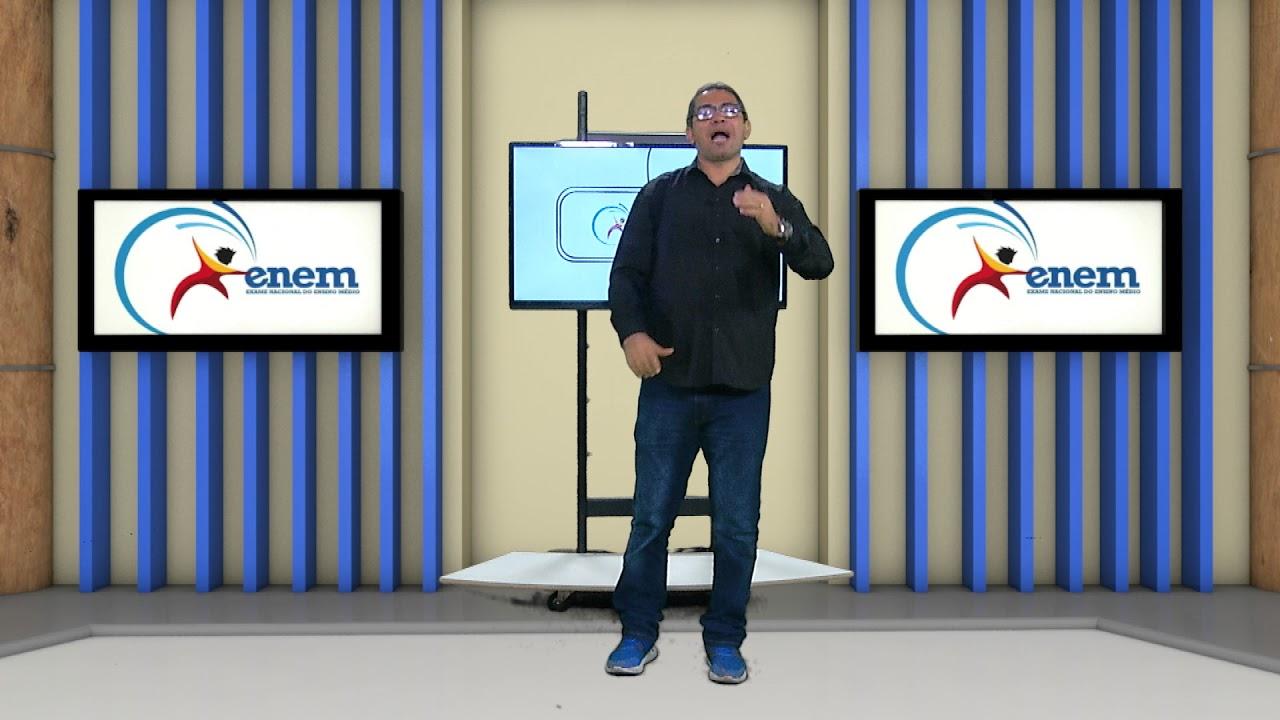 Professor Luciano Mourão fará revisões para o Enem na TV Jornal - Canal 20