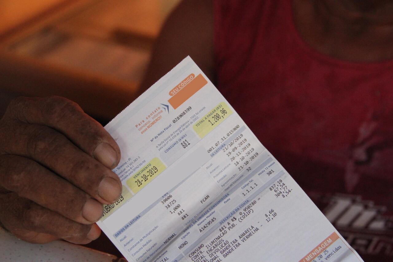 Conta terá mais 60 dias de isenção -Crédito: Raíssa Morais JMN