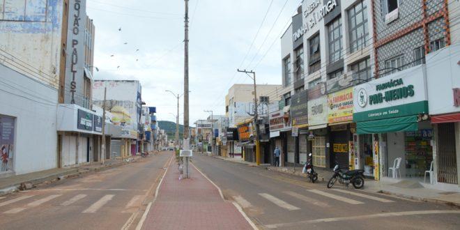 Piauí fica em segundo lugar no país e primeiro no Nordeste em isolamento