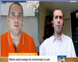Dr. Marcelo Martins alerta sobre criação de anticorpos em quem pegou Covid-19