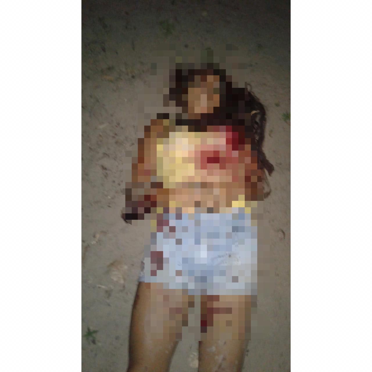 Maria do Nazaré foi morta a golpes de faca em Timon - Foto: Reprodução