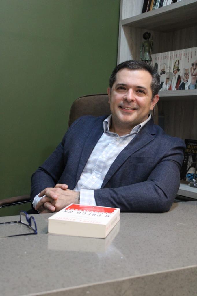Professor Dr. Willame Mazza é autor da pesquisa - Foto: Divulgação