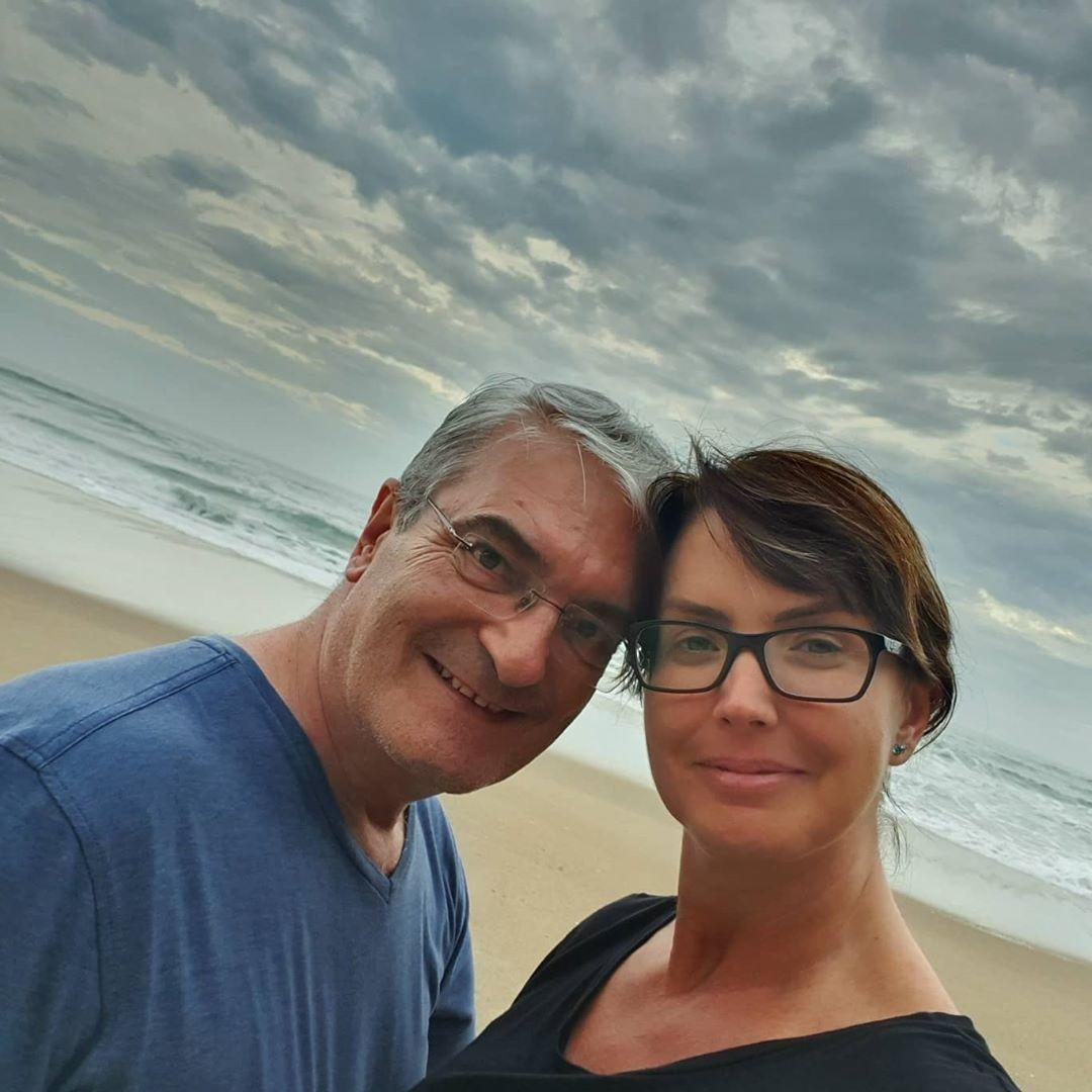 Rogério Gherbali e Alessandra Scatena