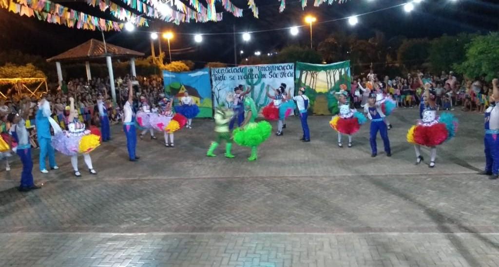 Saudade deixa sua marca no São João 2020 e no 2º Festival de Quadrilha Junina - AACJB de São João da Serra  - Imagem 3