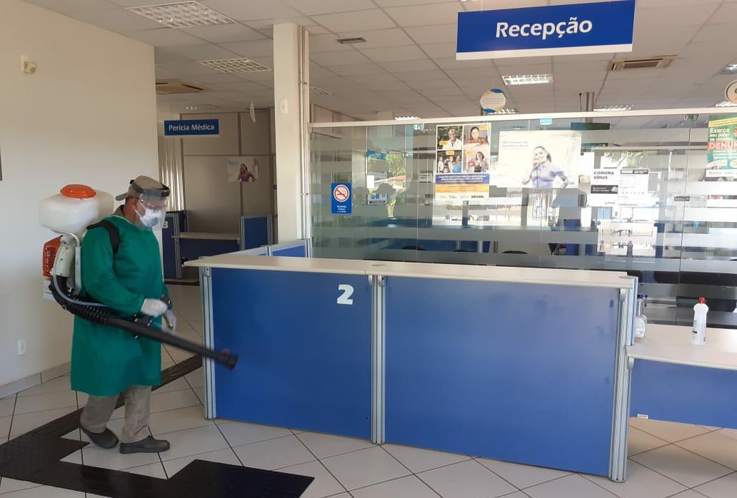 INSS prepara agências para retorno no Piauí - Foto: Divulgação