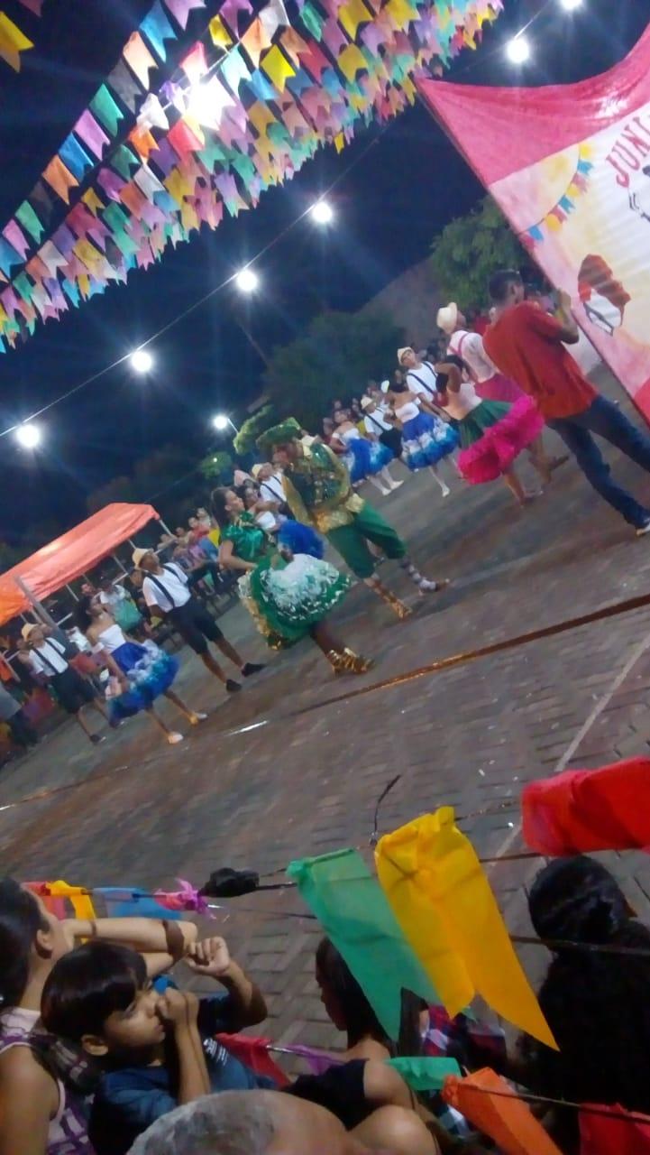 Saudade deixa sua marca no São João 2020 e no 2º Festival de Quadrilha Junina - AACJB de São João da Serra  - Imagem 1