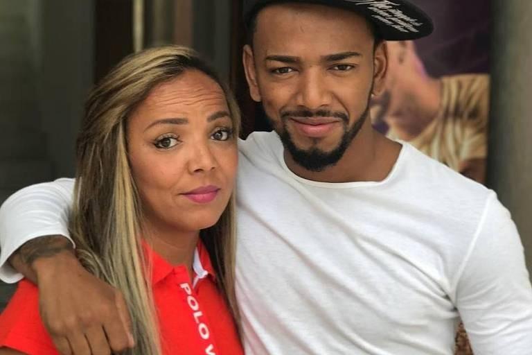 Nego do Borel e sua mãe - Foto: Reprodução