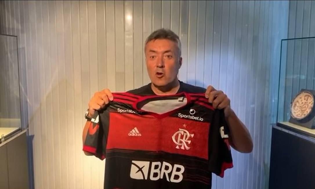 Flamengo anuncia Domènec Torrent - Imagem 1