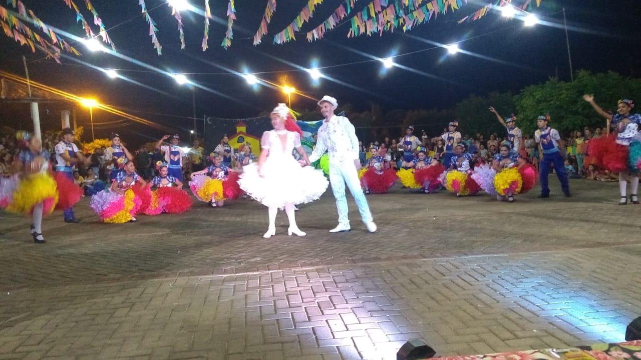 Saudade deixa sua marca no São João 2020 e no 2º Festival de Quadrilha Junina - AACJB de São João da Serra  - Imagem 7