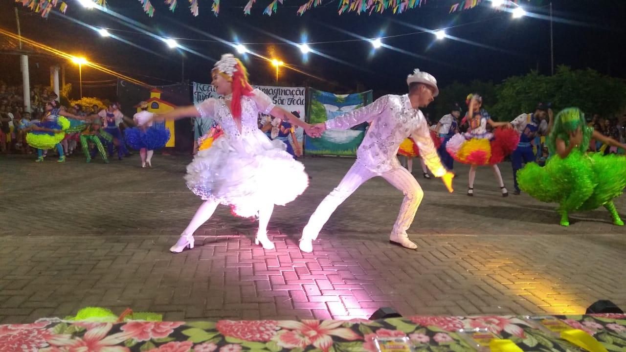 Saudade deixa sua marca no São João 2020 e no 2º Festival de Quadrilha Junina - AACJB de São João da Serra  - Imagem 5