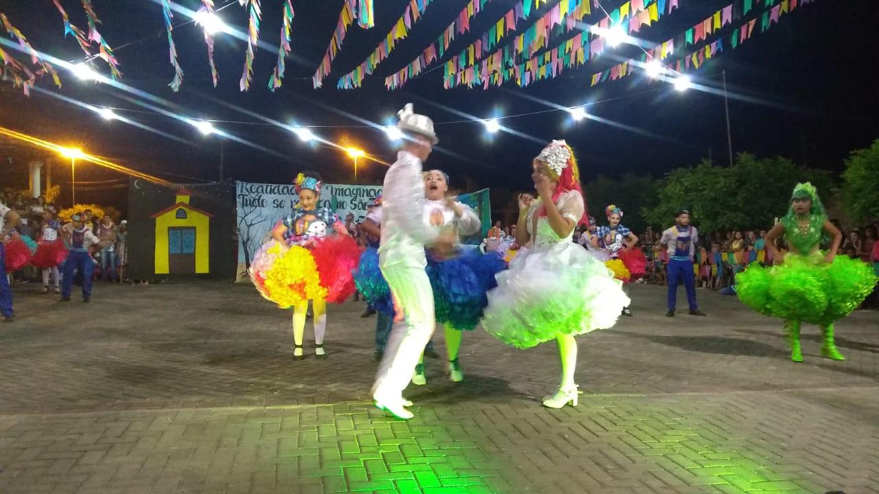 Saudade deixa sua marca no São João 2020 e no 2º Festival de Quadrilha Junina - AACJB de São João da Serra  - Imagem 6