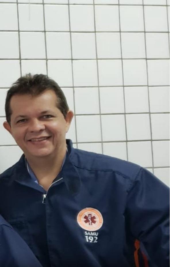 Dr. José Ivaldo, diretor do SAMU