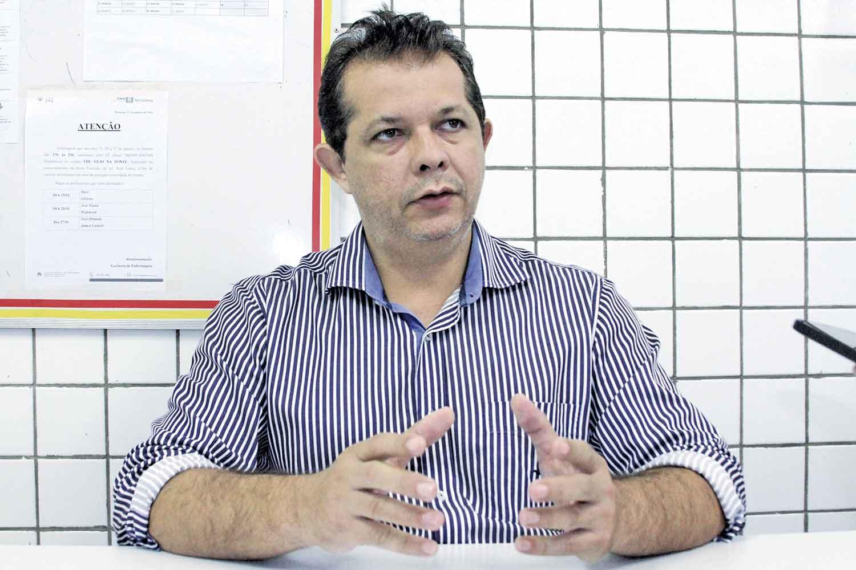 Dr. José Ivaldo (Reprodução/ José Alves Filho)