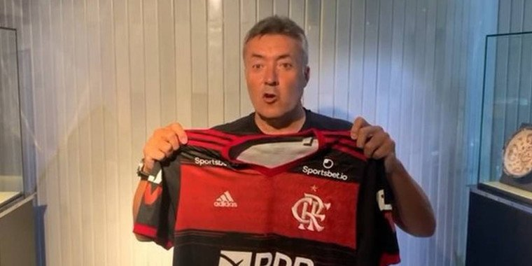 Flamengo anuncia Domènec Torrent