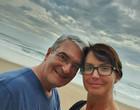 Marido de Alessandra Scatena morre após contrair coronavírus