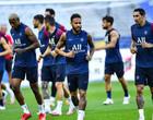 Pressão: Neymar encara final de PSG x Lyon sem Mbappé nesta sexta (31)