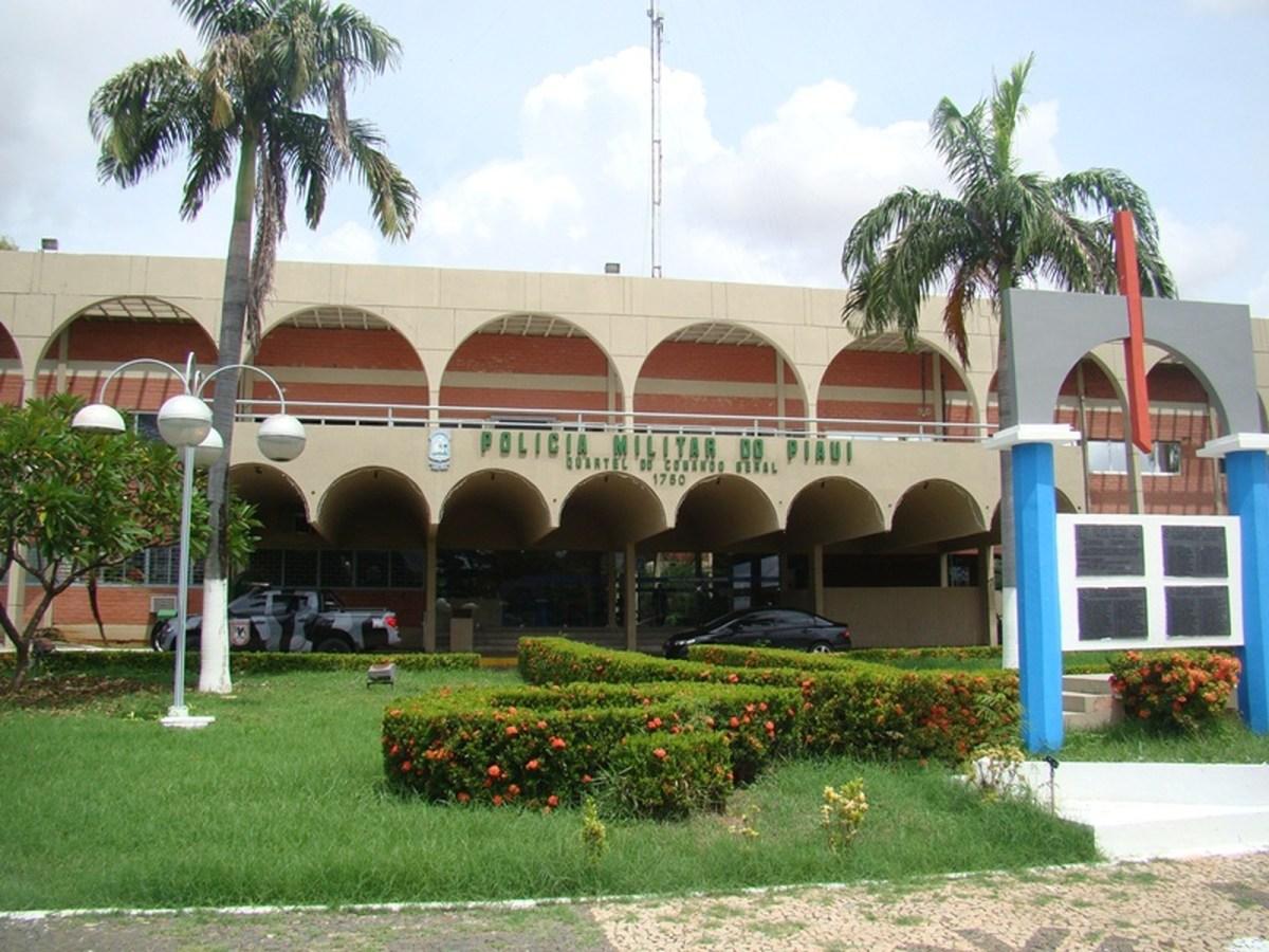 Sede da Policía Militar no Piauí
