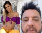 """Bruno se manifesta após polêmica com Flávia: """"Não sei o que fiz"""""""