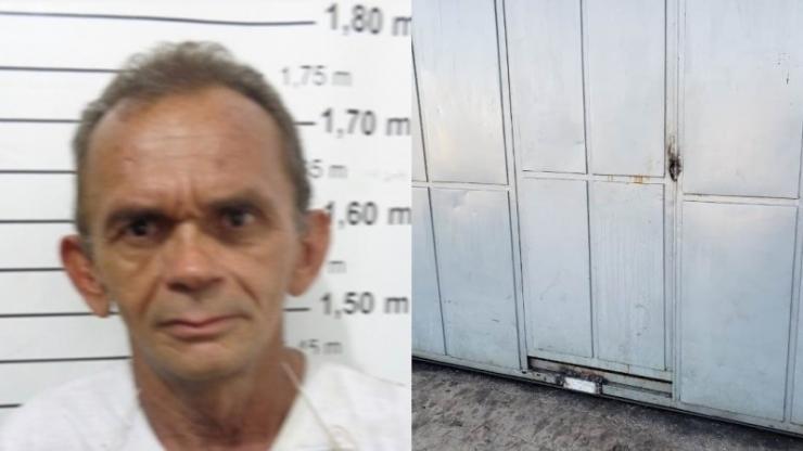 Detento soldou o portão da penitenciária e deixou todos presos no interior