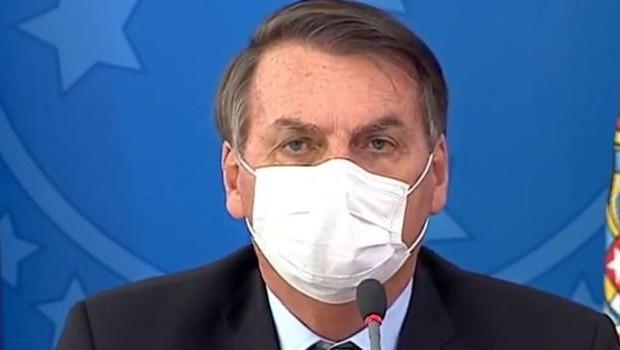 O presidente Jair Bolsonaro (Foto: Agência Brasil)