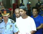 Ronaldinho Gaúcho completa 4 meses preso no Paraguai