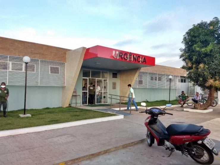 Hospital Regional de Picos (Divulgação)