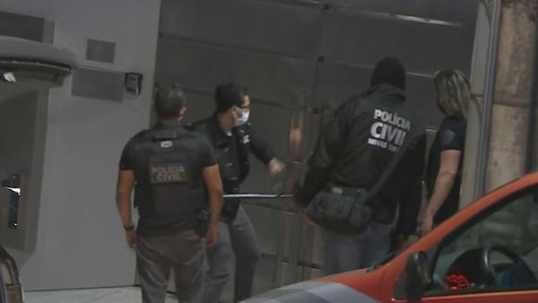 Mansão do empresário é alvo da polícia - Foto: Divulgação