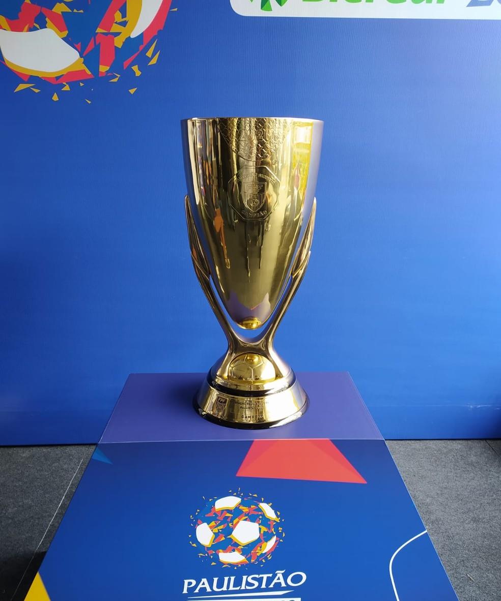 Taça do Paulistão (Emilio Botta)