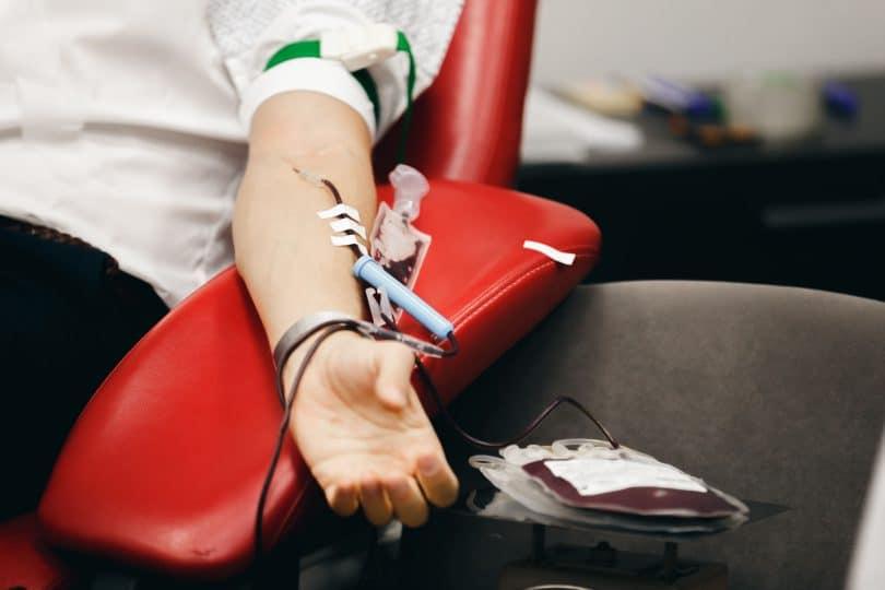 Homens gays podem doar sangue