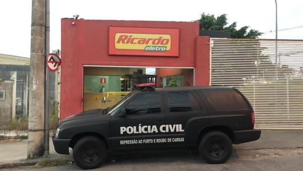Operação tem fundados da Ricardo Eletro com um dos alvos - Foto: Divulgação