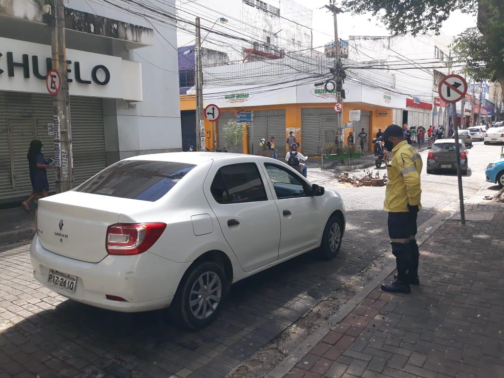 Prefetira volta a considerar rodízio de veículos no Centro (Divulgação)