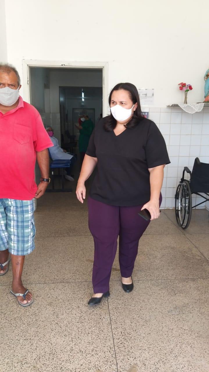 Reforço para saúde de Monsenhor Gil no combate ao Covid-19 - Imagem 2