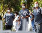 Covid-19: Brasil tem 1.223 mortes em 24h e total se aproxima de 68 mil