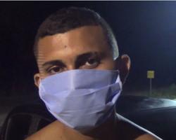 "Polícia prende acusado de matar ex-presidiário: ""Descarreguei a pistola nele"""