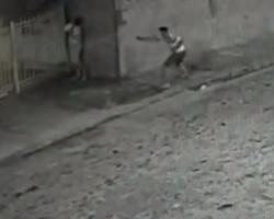 Vídeo: Empresário é morto durante tentativa de assalto em Teresina