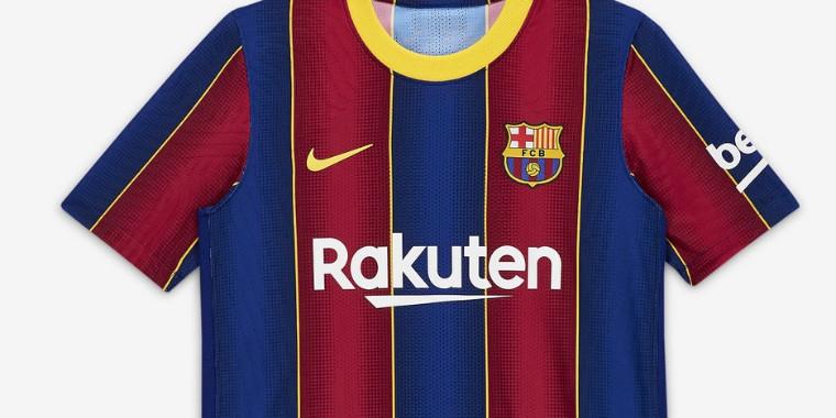 Barcelona calcula prejuízo milionário por erro em uniforme
