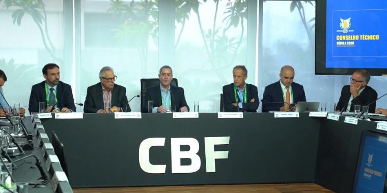CBF publica novo calendário e prevê Campeonato Brasileiro