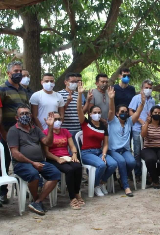 Grupo político se reúne para traçar estratégicas em Monsenhor Gil - Imagem 9