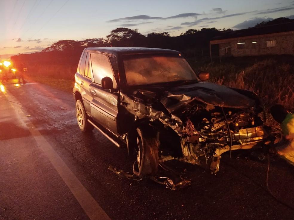 Condutor de carro esportivo não quis fazer teste - Foto: Divulgação/PRF