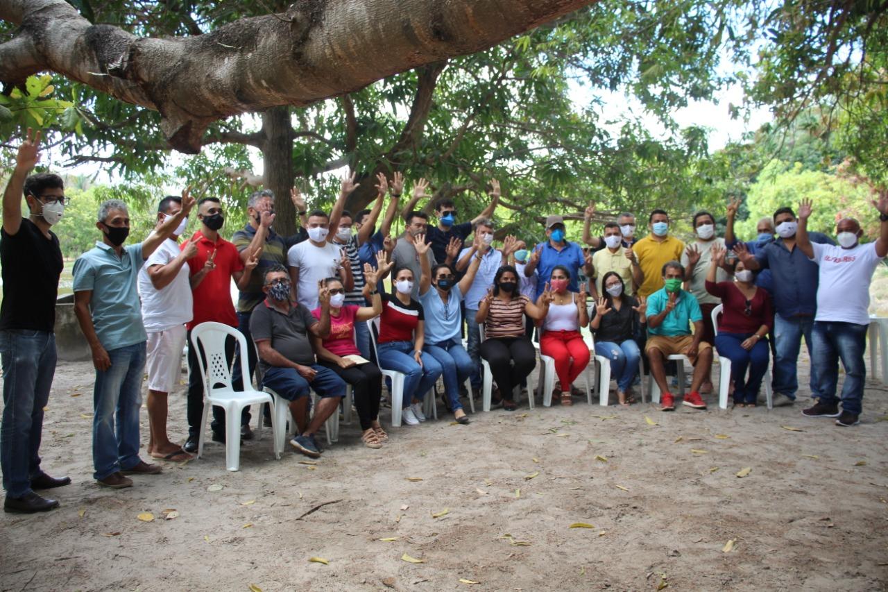 Grupo político se reúne para traçar estratégicas em Monsenhor Gil - Imagem 2