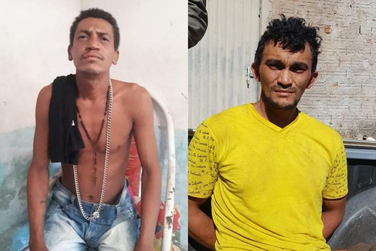 Suspeitos do crime foram presos pela Polícia Militar (Reprodução/ Duscocais)