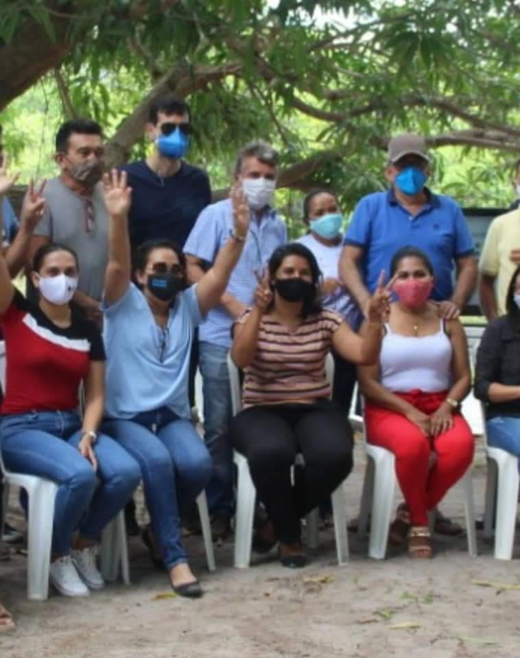 Grupo político se reúne para traçar estratégicas em Monsenhor Gil - Imagem 7