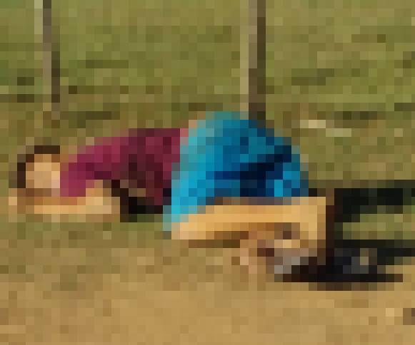Homem é encontrado morto em estrada vicinal de Luzilândia, no Piauí (Reprodução/ Duscocais)