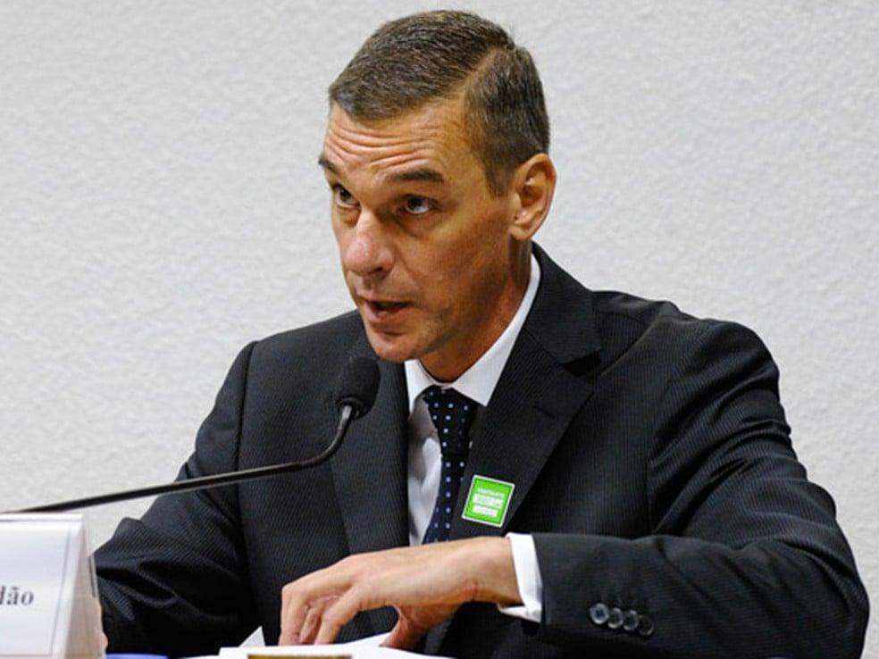 André Brandão em audiência no Senado em 2015 - Foto: Agência Senado