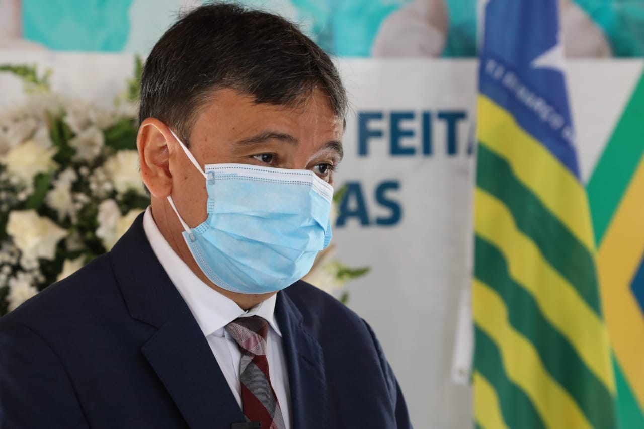 Wellington Dias, governador do Piauí (Foto: Reprodução)