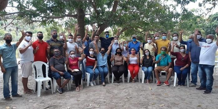 Grupo político se reúne para traçar estratégicas em Monsenhor Gil