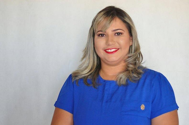 Vereadora Patrícia Oliveira - Foto: Reprodução/Facebook
